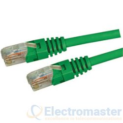 Cat5 5m Patch Lead Green