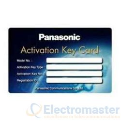 Panasonic KX-NSX2201W NSX Annual Maintenance Activation Key