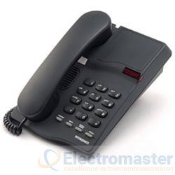 Interquartz 9330 Gemini Basic Black Phone