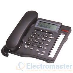 Interquartz GEMINI 9335 Speakerphone CLI Black