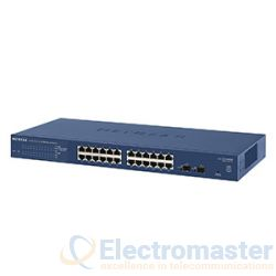Netgear GS724T-400EUS 24 Port Gigabit Switch