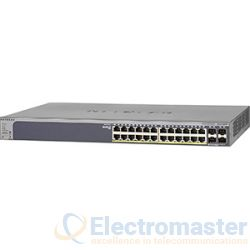 Netgear GS728TP-100EUS 28PT GE POE Smart Switch