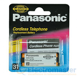 Panasonic HHR-P105 Battery for KXTCD290
