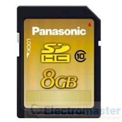 Panasonic KX-NS5135 8GB SD Memory Card