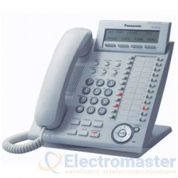 Panasonic KX-NT343NE White 24 Key IP Phone