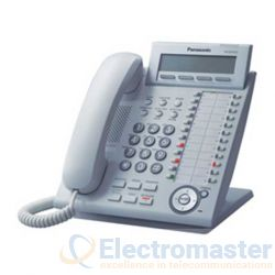 Panasonic KX-NT343 White 24 Key 3 Line IP Phone