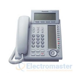 Panasonic KX-NT366 Self Labelling IP Phone