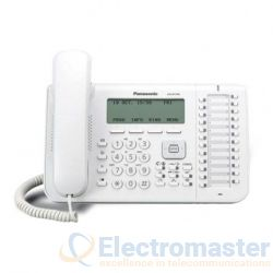 Panasonic KX-NT546X 24 Key 6 Line LCD IP Desk Phone