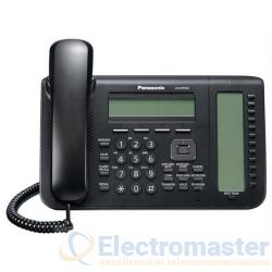 Panasonic KX-NT553 Black Self Labelling IP Phone