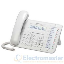 Panasonic KX-NT553 Self Labelling IP Phone