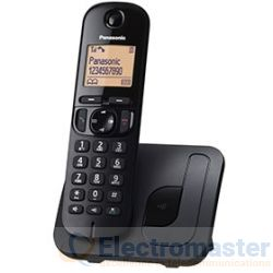 Panasonic KX-TGC210EB Dect Cordless Phone With Call Blocking