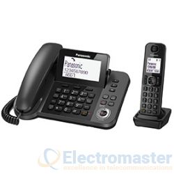 Panasonic KX-TGF320 Desk Phone with Dect Handset & TAM