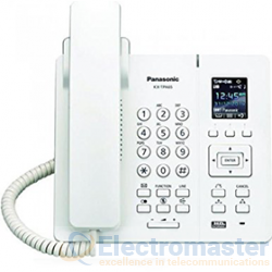 Panasonic KX-TPA65UK Wireless Desk Phone White