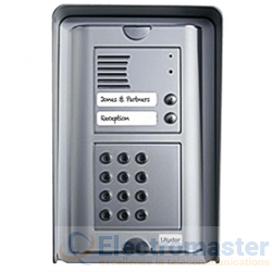 Ulydor SK-S Two Button & Keypad Analogue Door Entry