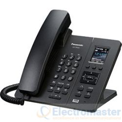 Panasonic KX-TPA65 Black Wireless Desk Phone Black