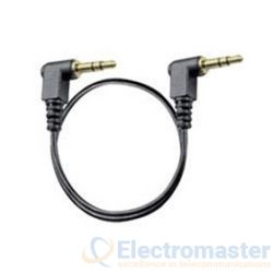 Plantronics EHS Cable 84757-01 for Pana 24 Key Hsets  3.5mm