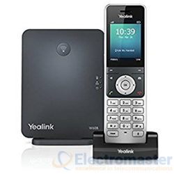 Yealink W60P SIP Dect Phone Base & W56H handset Package