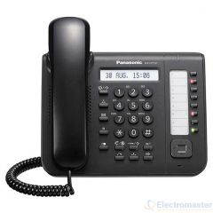 Panasonic KX-DT521 Black Standard Digital Phone | Panasonic UK