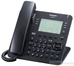 Panasonic KX-NT630UK-B Large LCD Phone