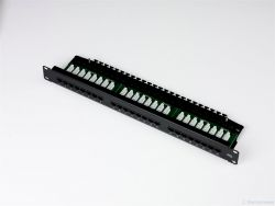 Cat 5 1U 24 PORT PATCH PANEL