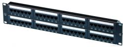 Cat 6 48 Port Patch Panel