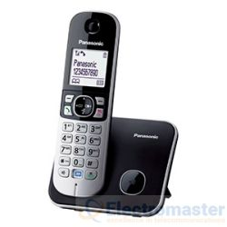 "Panasonic KX-TG6811 Dect Amber Backlit 1.8"" screen"